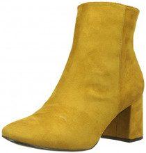 New Look Wide Foot Clarissa, Stivaletti Donna, Giallo (Dark Yellow 87), 41 EU