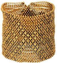 Bracciale polsino ''Armurios Doré'' - color oro - Lunghezza max: 20 cm