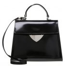 SHINY - Borsa a mano - black
