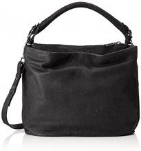 Marc O'Polo Eight - Borse a spalla Donna, Schwarz (Black), 14.2x29x36.5 cm (B x H T)