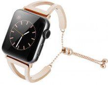 Cinturino Lux per Apple Watch - rosa dorato - 18.5cm/26cm