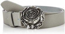 MGM Rosalie, Cintura Donna, Grigio (Cemento 05), 100 cm