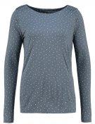 SUPER CUBE - Maglietta a manica lunga - stormy blue