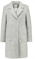 Selected Femme Cappotto classico light grey melange
