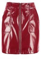 Minigonna - red