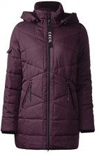 Cecil 100194, Cappotto Donna, Viola (Dark Berry 20970), Small