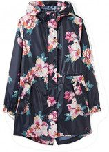 Joules Golightly, Impermeabile Donna, Blue (Navy Granny Floral Navgrfl), 42
