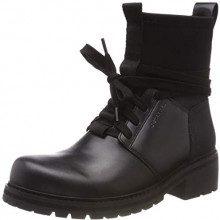 G-STAR RAW Deline Sock Boot, Stivaletti Donna, Nero (Black 990), 40 EU