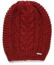 REPLAY Aw4201.000.a7050, Cuffia Donna, Rosso (Gloss Red 243), Unica (Taglia Produttore: UNIC)