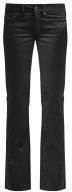 3301 MID BOOTLEG - Jeans bootcut - comfort black edington denim