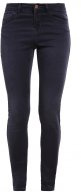 NMEXTREME LUCY - Jeans Skinny Fit - dark grey denim