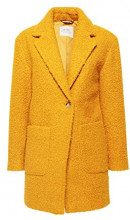 edc by Esprit 118cc1g004, Giubbotto Donna, Giallo (Amber Yellow 700), Medium