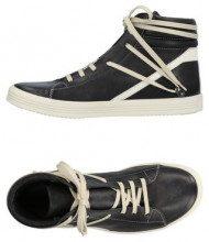 RICK OWENS  - CALZATURE - Sneakers & Tennis shoes alte - su YOOX.com