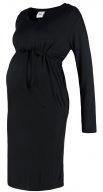 MLLONNI  - Vestito di maglina - black