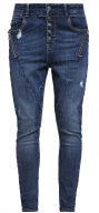 AVANT - Jeans slim fit - blue greencast