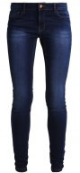 NMEXTREME LUCY - Jeans slim fit - dark blue denim