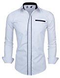 Tom's Ware Camicia-Premium casuale interno Vestito a strati-Uomo