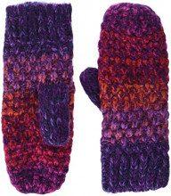 s.Oliver 39.810.96.8165, Guanti Donna, (Purple/Pink Knit 43x1), Unica (Taglia Produttore: 1)