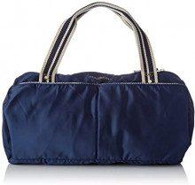 Bensimon Color Bag - Borse a tracolla Donna, Blu (Marine), 22x22x45 cm (W x H L)
