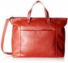 Liebeskind Berlin JLTOTEL VINTAG, Sacchetto Donna, Rosso (Rosso (liebeskind red 3126)), 14x33x48 cm (B x H x T)