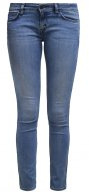 LINE8 THE ROCKER - Jeans Skinny Fit - screen indigo