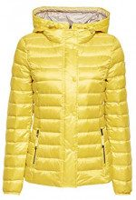 ESPRIT 128ee1g009, Giacca Donna, Giallo (Yellow 750), Small