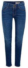 ESPRIT 128ee1b030, Jeans Slim Donna, Blu (Blue Dark Wash 901), W30/L32
