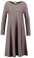 MARCELLA - Vestito di maglia - brown