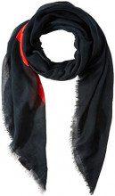 Liebeskind Berlin H1189480 Twill, Bandana Donna, Multicolore (Black 9999), 100