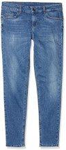 Liu Jo Divine Reg. W, Jeans Skinny Donna, Blu (Den.Blue reason wash 77581), W30/L30