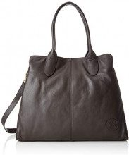 Timberland TB0M5866, Borsa a Tracolla Donna, Marrone (Chocolate Brown), 12,5x28,5x30 cm (W x H x L)