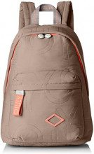 Oilily Spell Backpack Lvz - Borse a zainetto Donna, Beige (Taupe), 15x40x28 cm (B x H T)