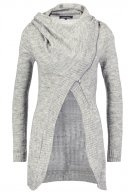 ONLNEW HAYLEY - Cardigan - light grey melange