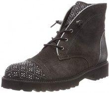 Gabor Shoes Fashion, Stivaletti Donna, Grigio (Pepper/Argento 19), 38 EU