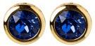 SINAA - Orecchini - gold-coloured/sapphire