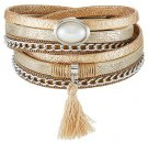 PHOEBY - Bracciale - gold-coloured