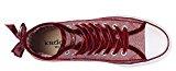 tirolesi tracht Sneaker rosso Valentine da donna Krüger MADL