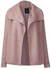 Street One 252596, Cardigan Donna, Rosa (Charming Rose 31117), 48