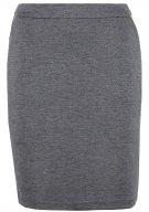 Minigonna - dark grey melange