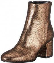 Pollini Koi Karp, Stivali Donna, Gold (Quartz 913), 39 EU
