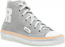 Sneakers alla caviglia grigie