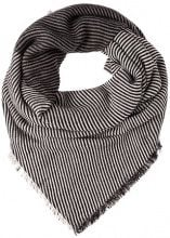 Foulard - black/white/grey