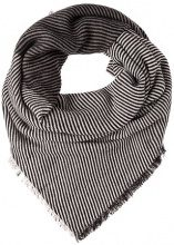 KIOMI Foulard black/white/grey