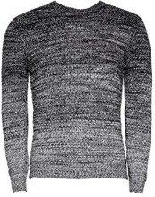 edc by Esprit 118cc2i011, Felpa Uomo, Grigio (Dark Grey 020), Small