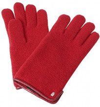 Roeckl Klassischer Walkhandschuh, Guanti Donna, Rosso (Red 450), 6