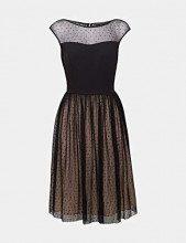 ESPRIT Collection 098eo1e019, Vestito Donna, Nero (Black 001), 46 (Taglia Produttore: 40)