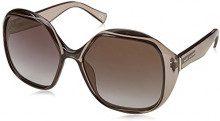 Marc Jacobs Marc 195/S FQ KB7 57, Occhiali da Sole Donna, Grigio SF GD Grey Speckled