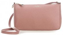 HUGO 50397593 - Borse a tracolla Donna, Rosa (Open Pink), 4.5x13x22.5 cm (B x H T)