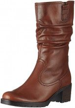 Gabor Shoes Comfort Sport, Stivali Alti Donna, Beige (Caramello (Mel.) 13), 37 EU