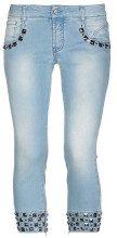 MET  - JEANS - Capri jeans - su YOOX.com